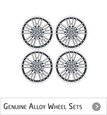 Genuine Alloy Wheel Sets